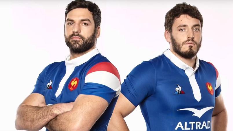 Le nouveau maillot de l'équipe de France dévoilé face à l'Afrique du sud.