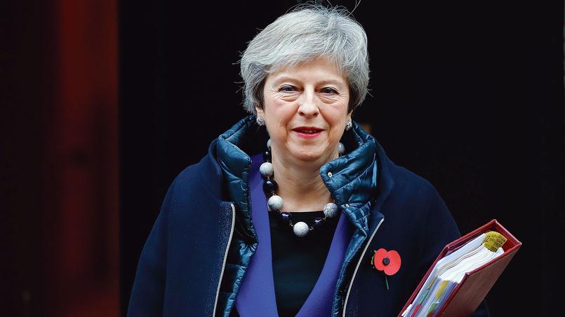 Brexit : un projet d'accord conclu entre Londres et Bruxelles
