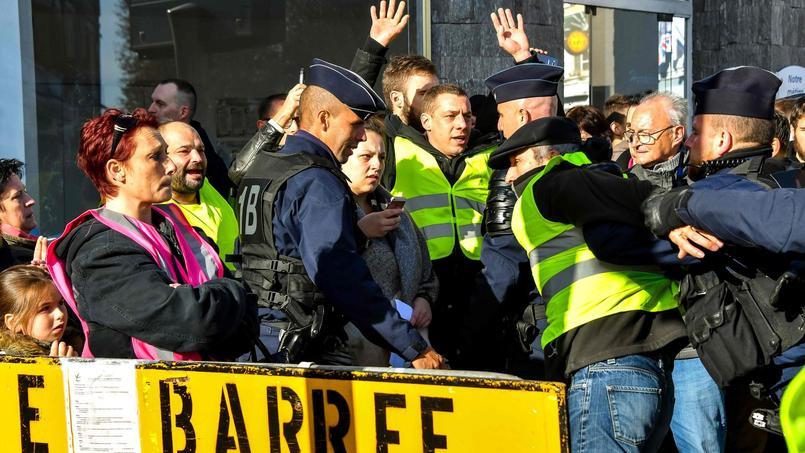 Que risquent les «gilets jaunes» en manifestant le 17 novembre ?