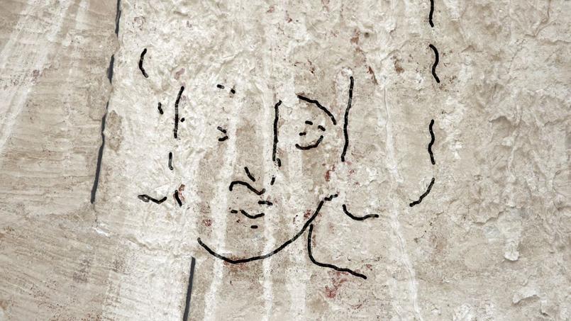 Un visage du Christ vieux de 1500 ans redécouvert dans une église de Terre sainte