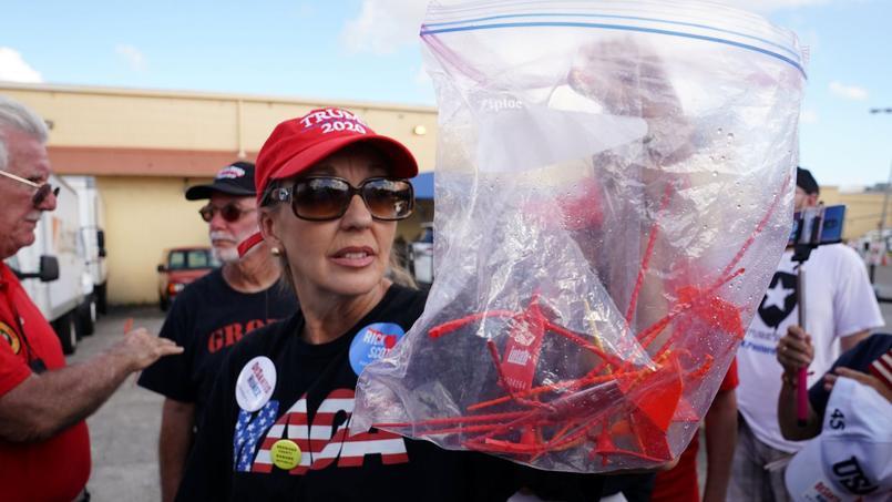 Midterms : en Floride, les républicains crient à la fraude électorale