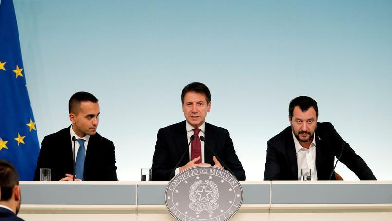 L'Italie tient à nouveau tête à Bruxelles