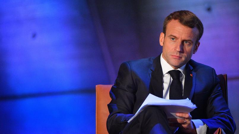Guillaume Tabard: «ce qu'Emmanuel Macron attend de son parti»