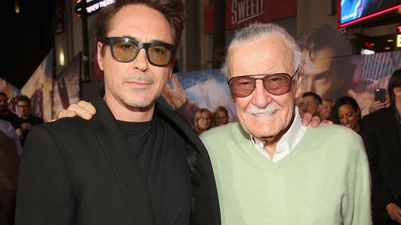 «Un génie créatif», «un révolutionnaire», Hollywood rend hommage à Stan Lee