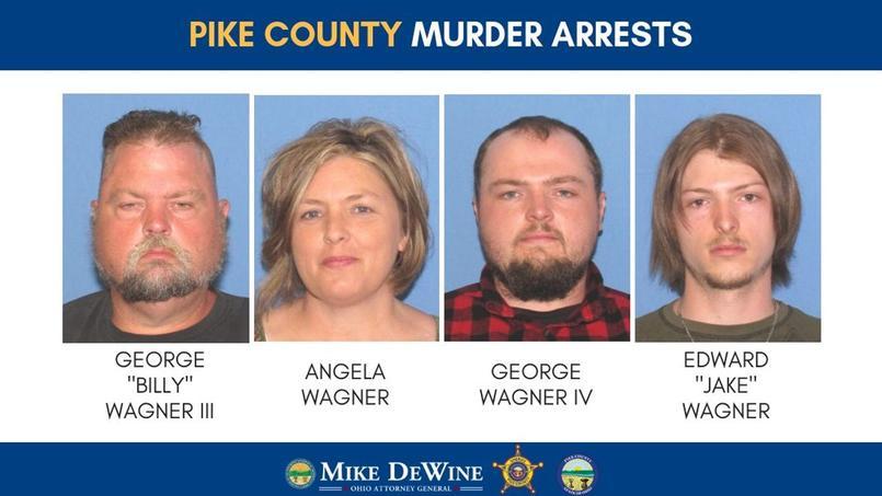 Une famille arrêtée aux États-Unis pour le meurtre d'une famille voisine