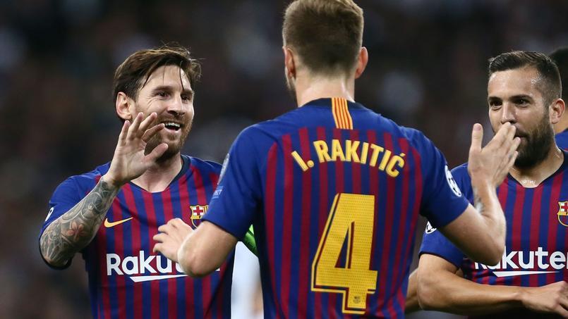 Lionel Messi toucherait 100 millions d'euros bruts par saison à Barcelone.