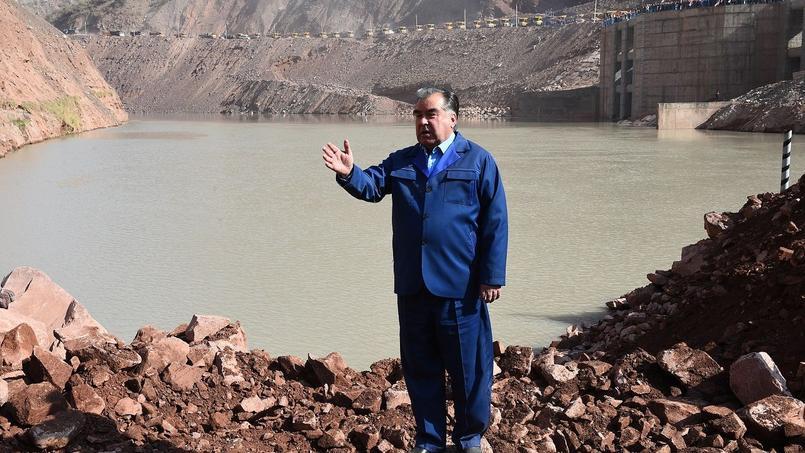 Le Tadjikistan va inaugurer le plus haut barrage du monde