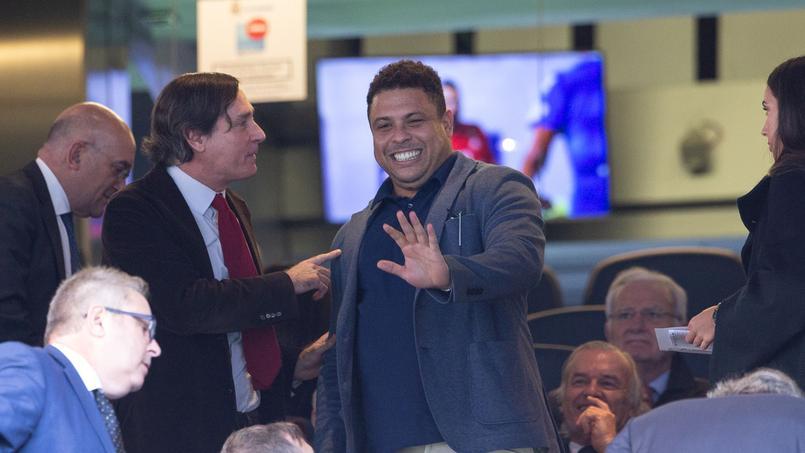 Ronaldo le 3 novembre dernier, avant la réception du Real Valladolid par le Real Madrid en championnat.