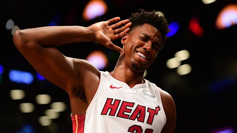 Hassan Whiteside est le pivot du Miami Heat depuis 2014.