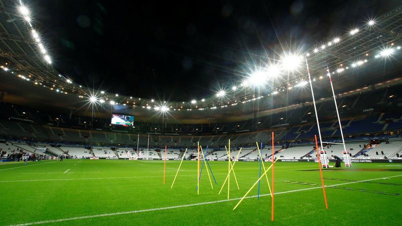 Le Stade de France, le 10 novembre dernier, avant la réception de l'Afrique du Sud par le XV de France.