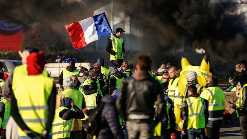 «Gilets jaunes» : le spectre de la radicalisation