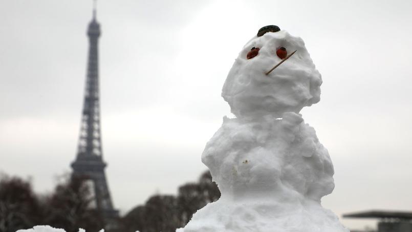 Froid, neige, verglas : les prévisions des prochains jours