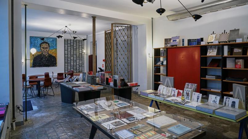 La fondation Azzedine Alaïa ouvre une librairie au cœur du Marais