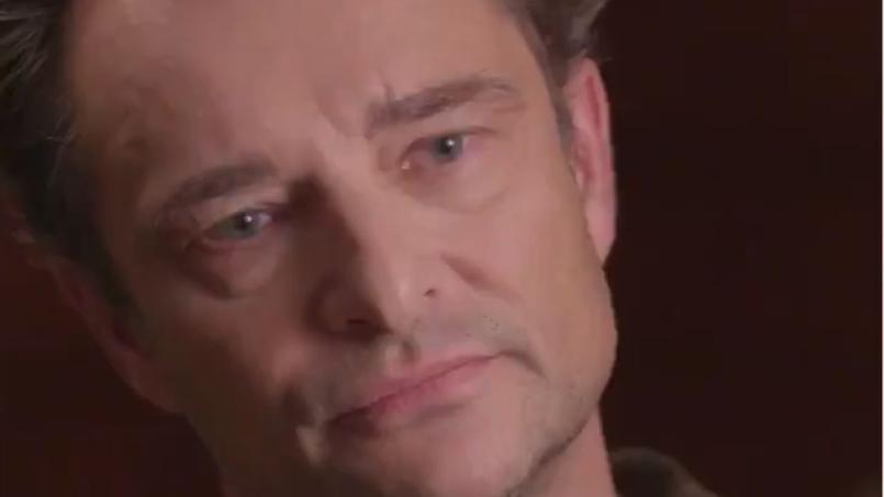 «On a sali l'image de mon père» : le témoignage poignant de David Hallyday sur la mort de Johnny