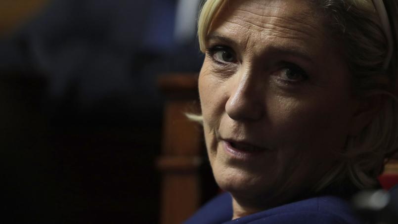 Marine Le Pen réplique contre la «politisation de la Justice»