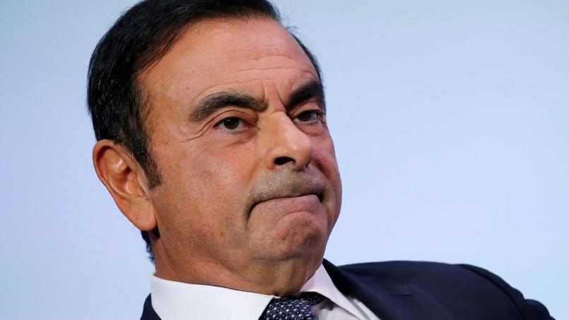 Nissan demande le départ de Carlos Ghosn