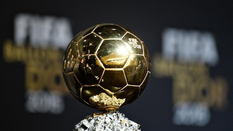 Le Fifa Ballon d'Or, en 2015.