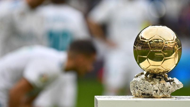 Le nom du Ballon d'Or 2018 sera dévoilé lundi soir.
