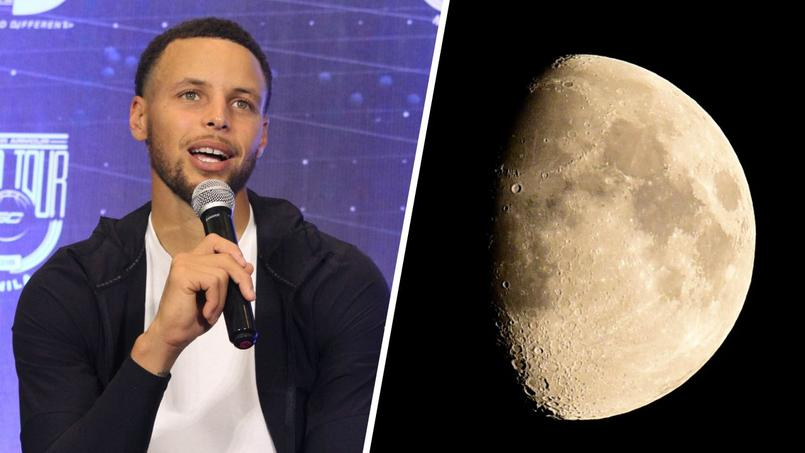 La NASA veut montrer à Stephen Curry qu'il a tort
