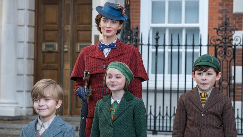 Le retour de Mary Poppins, madeleine de Proust ou copie conforme ?
