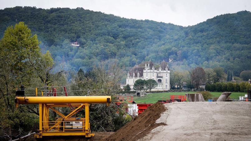 Dans la vallée de la Dordogne, les opposants au contournement de Beynac retrouvent espoir