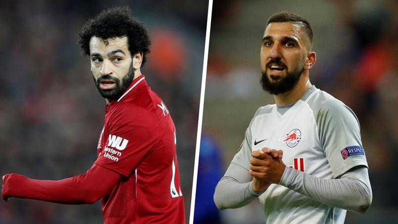 Mohamed Salah et Moanes Dabour pourraient évoluer ensemble à Liverpool. A moins que cela pose un problème à l'Egyptien.