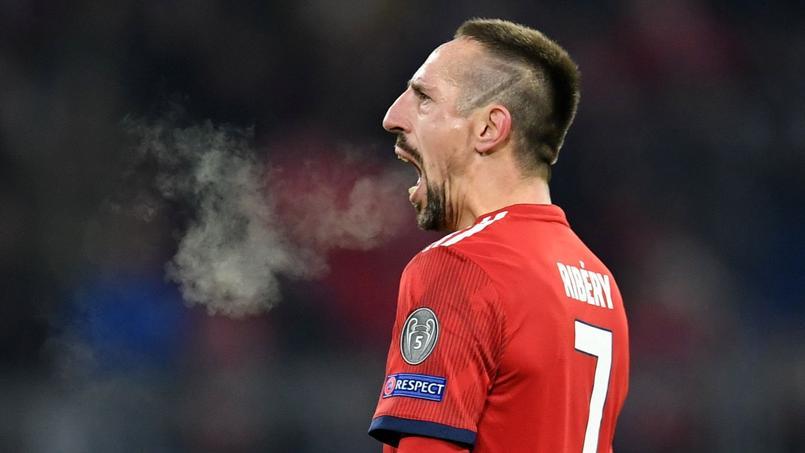 Le Bayern Munich va infliger une lourde amende à Franck Ribéry.
