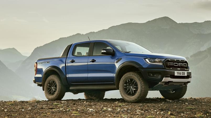 ford ranger raptor le pick up roule des m caniques. Black Bedroom Furniture Sets. Home Design Ideas