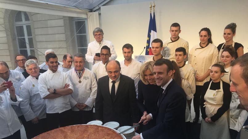 Pour Emmanuel Macron, «beaucoup trop» de Français oublient le «sens de l'effort»