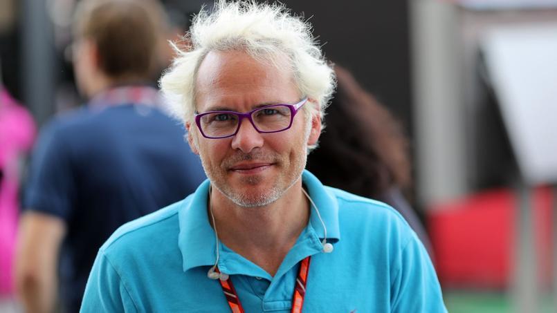 Jacques Villeneuve lance à Magny-Cours son académie de détection des jeunes talents.