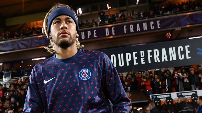 Neymar en fait trop sur le terrain pour 84% des Français selon un sondage Odoxa pour RTL.