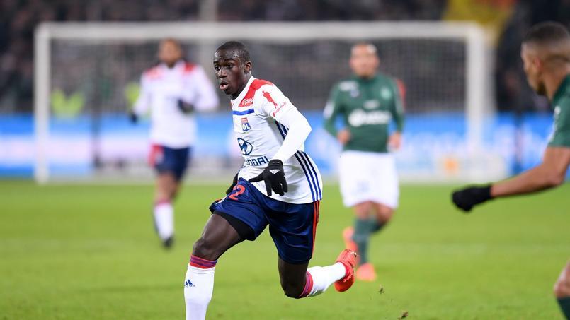 Ferland Mendy, pilier du onze de départ de Bruno Genesio cette année en Ligue 1 avec l'OL.