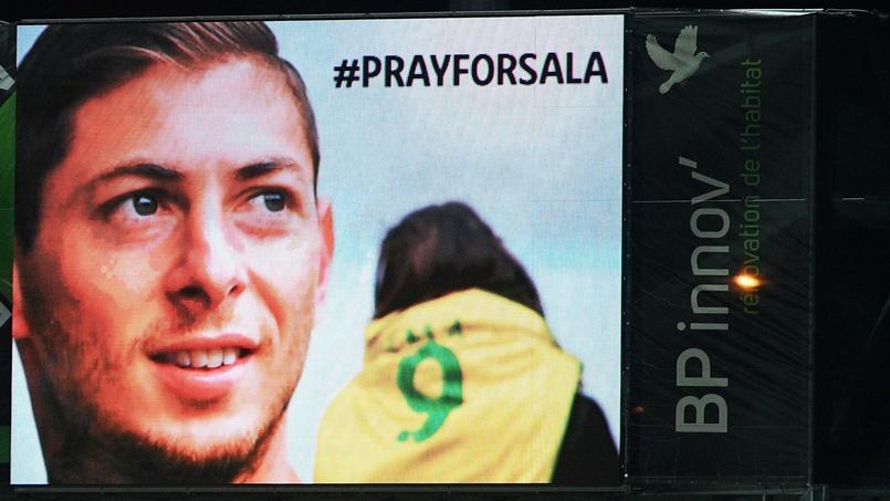 Emiliano Sala avait été transféré pour 17 millions d'euros de Nantes à Cardiff en janvier dernier.
