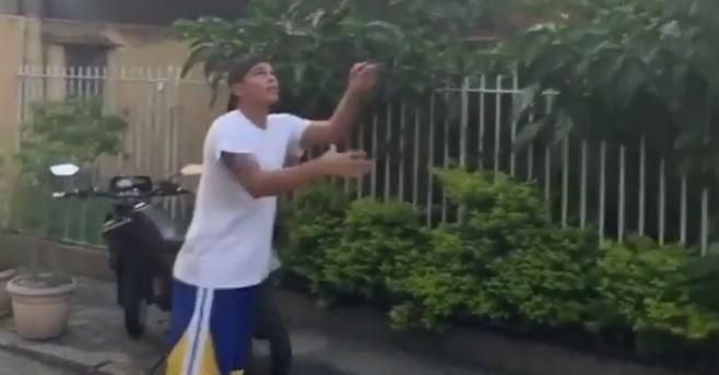Thiago Silva a gardé sa passion pour le cerf-volant