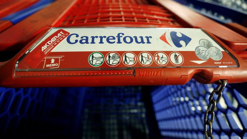 carrefour r organise ses rayons non alimentaires. Black Bedroom Furniture Sets. Home Design Ideas