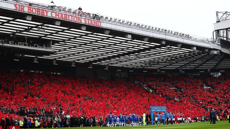 Manchester United / Everton en 2016 / Panoramic / Matt West