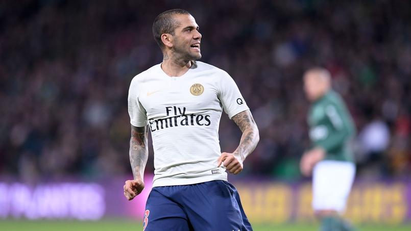 Le domicile de Dani Alves cambriolé pendant PSG-Montpellier