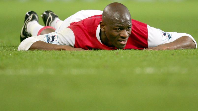 Arsenal-Sunderland: le tacle qui a tout déclenché pour Diaby