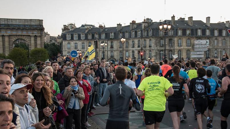 Le marathon de Bordeaux se déroulera le 26 octobre cette année en raison des gilets jaunes.