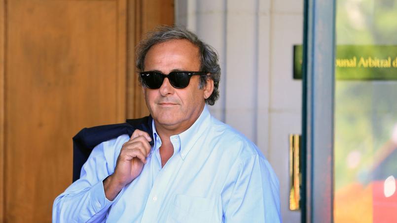Michel Platini, ancien président de l'UEFA
