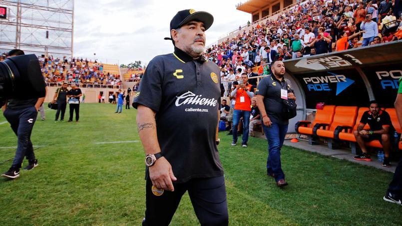 Maradona va reconnaître trois enfants de plus, à Cuba