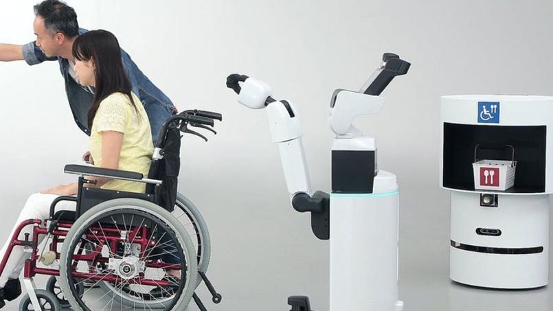 Le Japon veut rayonner sur le plan technologique pendant les JO.