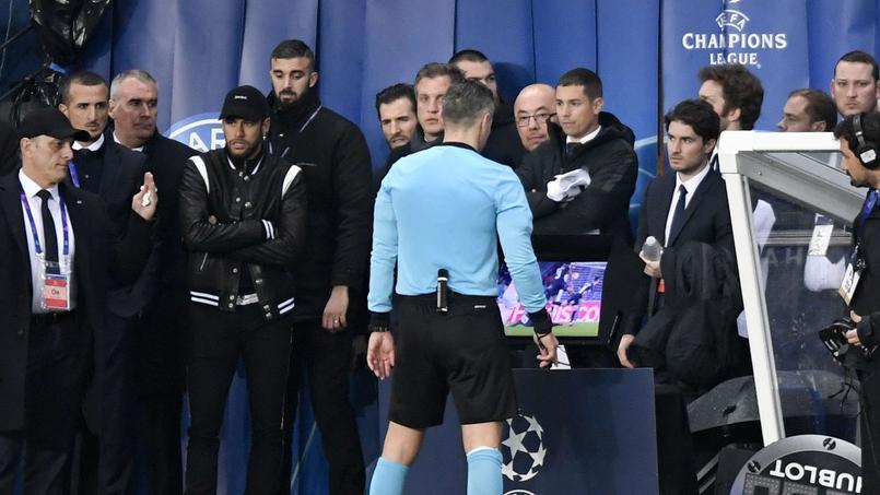 PSG : Neymar sanctionné par l'UEFA