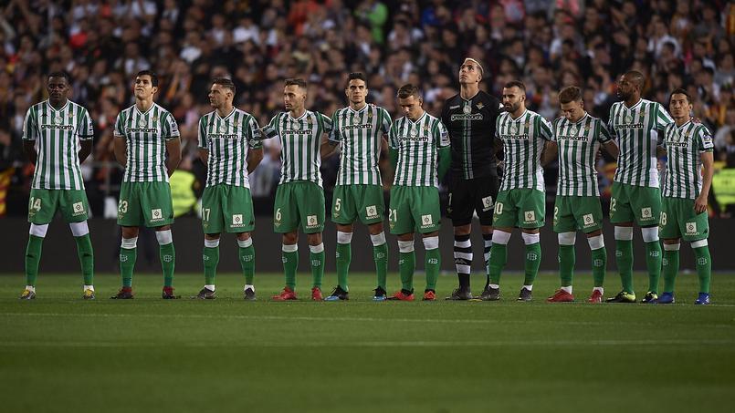 L'équipe du Betis Séville évolue en LIga.