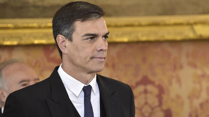 Pedro Sanchez est chef du gouvernement espagnol depuis le 2 juin 2018.