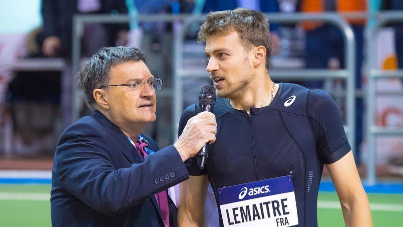 Patrick Montel devait commenter le marathon de Paris pour France Télévisions dimanche.