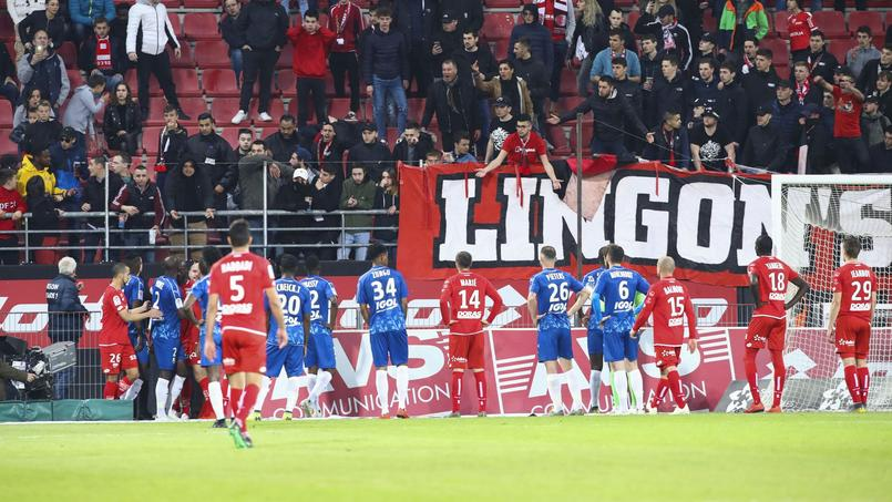 Prince Guano, insulté depuis les tribunes, a cessé de jouer vendredi dernier la rencontre Dijon-Amiens.