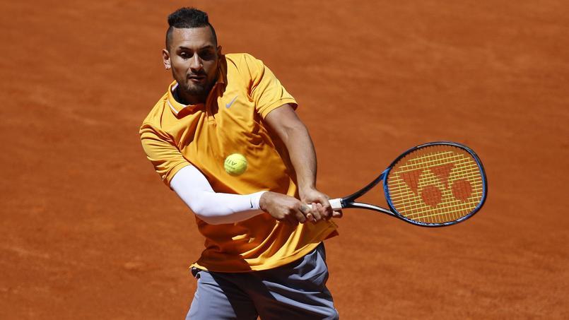 Masters 1000 de Rome : Kyrgios a encore sabordé son match !