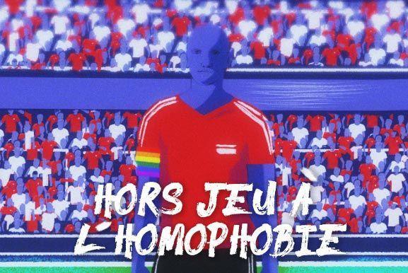 Porté ou pas, le brassard déclenche une polémique — Homophobie