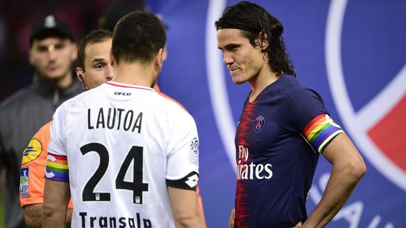 Brassard contre l'homophobie: plusieurs capitaines de Ligue 1 ne l'ont pas porté